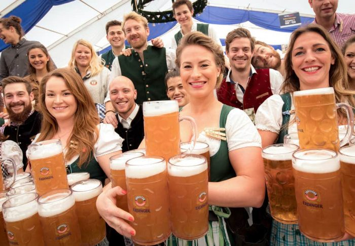 The History of Oktoberfest and Why Germans Were Going Crazy With Beer