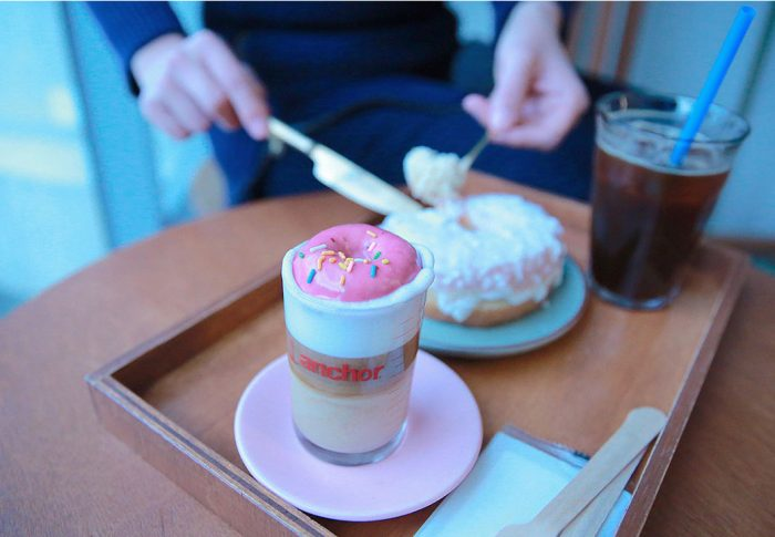 Cafe in Seoul with Aesthetic and Delicious Menu